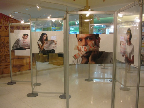 Photo Exhibition during World Hepatitis Day 2011 Malaysia Campaign