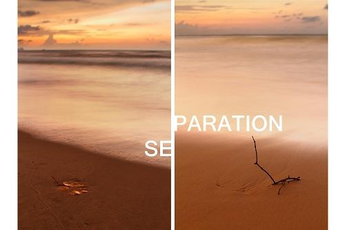 """Separation"" at Damai Puri Resort & Spa, Santubong, Sarawak"