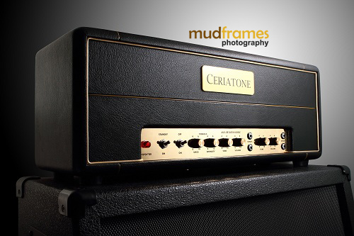 Ceriatone custom Nick Lee Model Guitar Amp