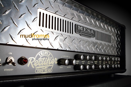 Mesa Boogie Triple Rectifier Guitar Head and Cabinet