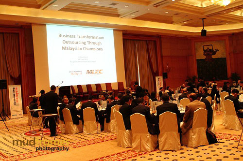Outsourcing Malaysia's CEO Luncheon Event
