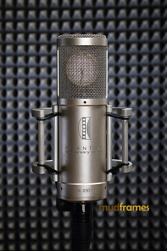 Brauner Phantom Anniversary Edition Microphone at The Ark Studios Audio Facility