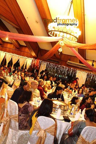 Royal Selangor Club (RSC) Wedding