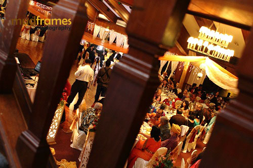 Royal Selangor Club (RSC) Wedding