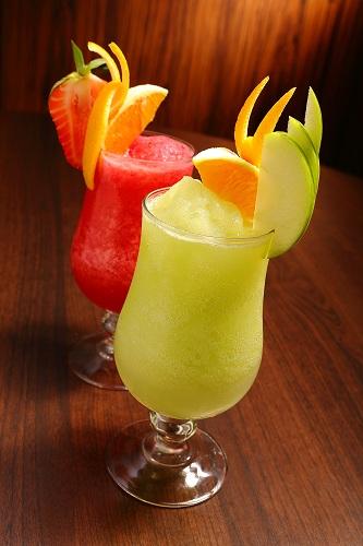 Cocktail drinks at Silver Spoon Trattoria, Italian Restaurant at Bandar Menjalara