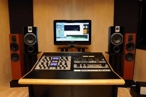 The Ark Studios audio facility at TTDI