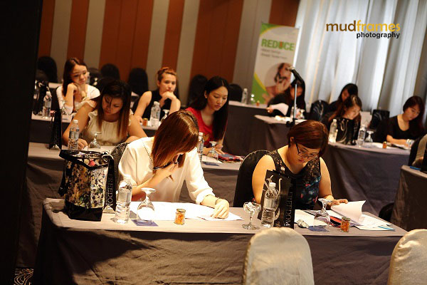 Bloggers attending the Exeltis Pharma Bloggers Workshop Event in conjunction with World Contraception Day 2013