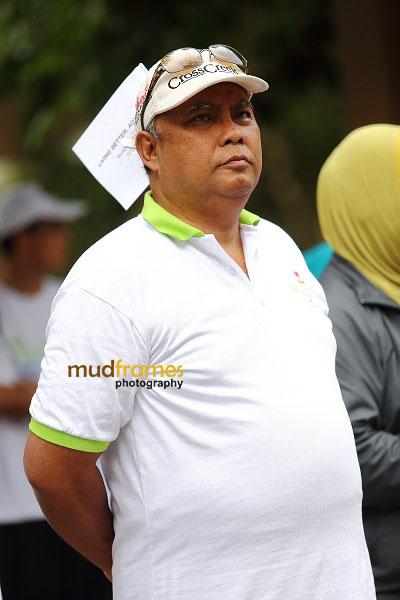 Dr. Jaafar bin Che Mat during World Arthritis Day 2013