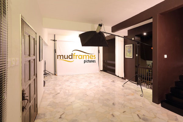 Interior photography of Mudframes boutique SOHO photography studio in PJ