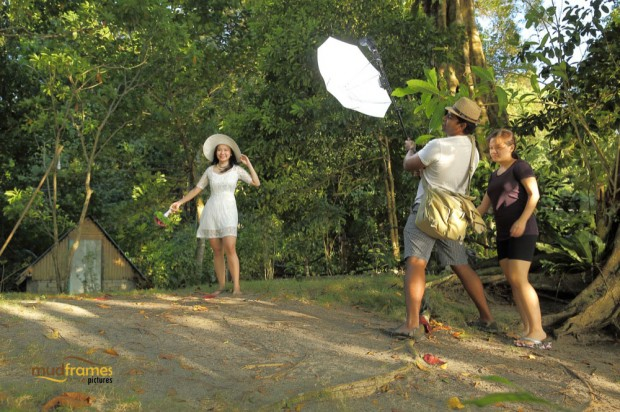 BTS: DIY pre-wedding photography at Pulau Pangkor
