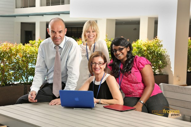 Academic staff of the British International School of Kuala Lumpur