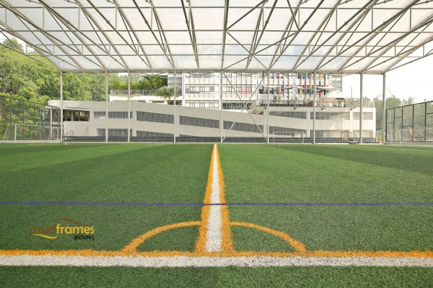 Astro Turf at the British International School of Kuala Lumpur
