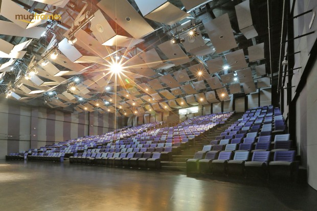 Theatre of the British International School of Kuala Lumpur