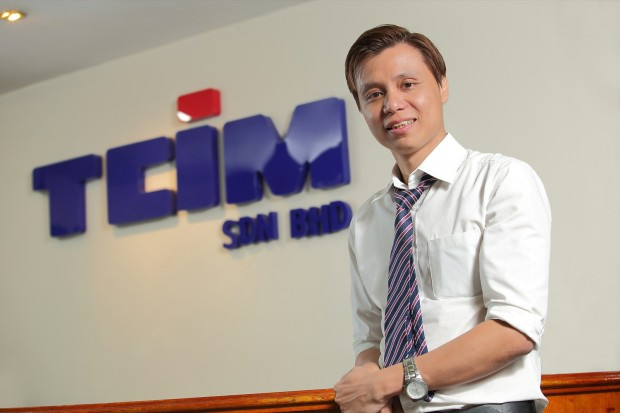 Mr. Shaun Lee, IT Manager at TCIM