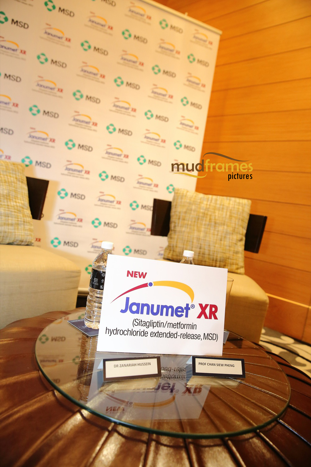 Launch of Janumet XR in Malaysia by MSD