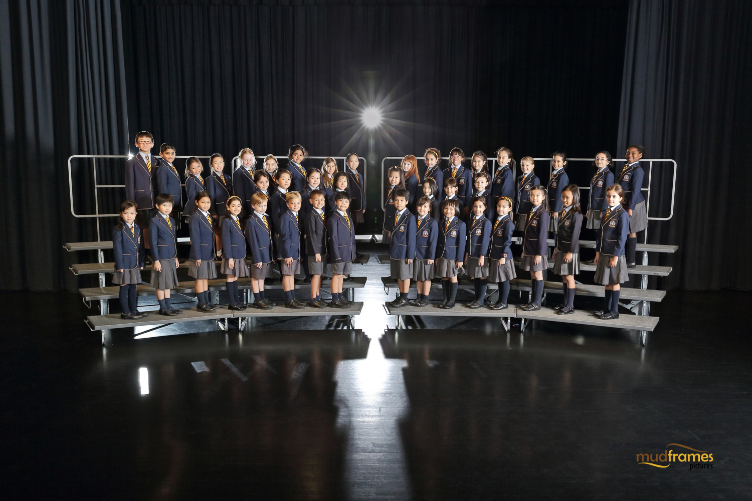 The British International School Primary Choir
