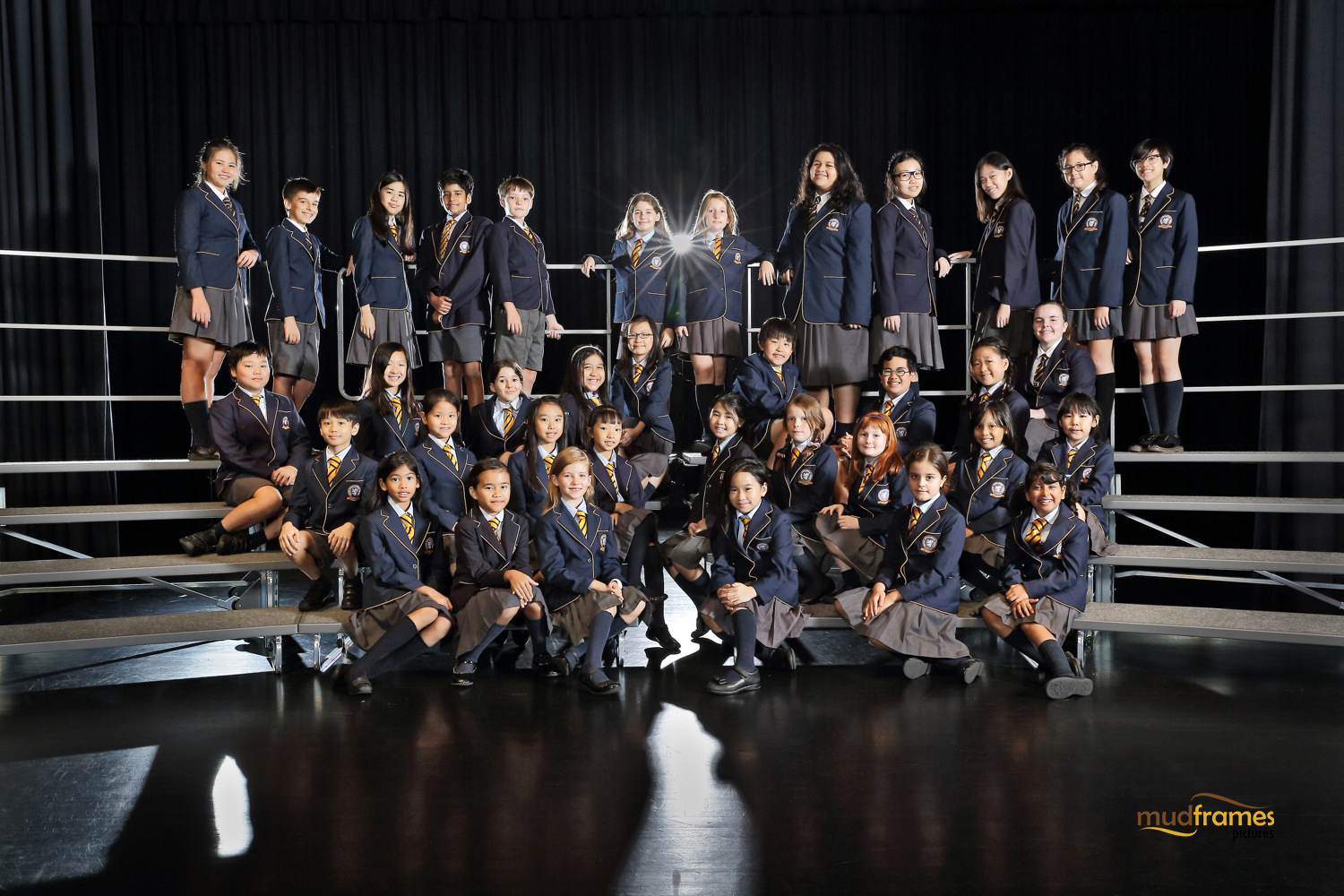 The British International School Senior Chamber Choir