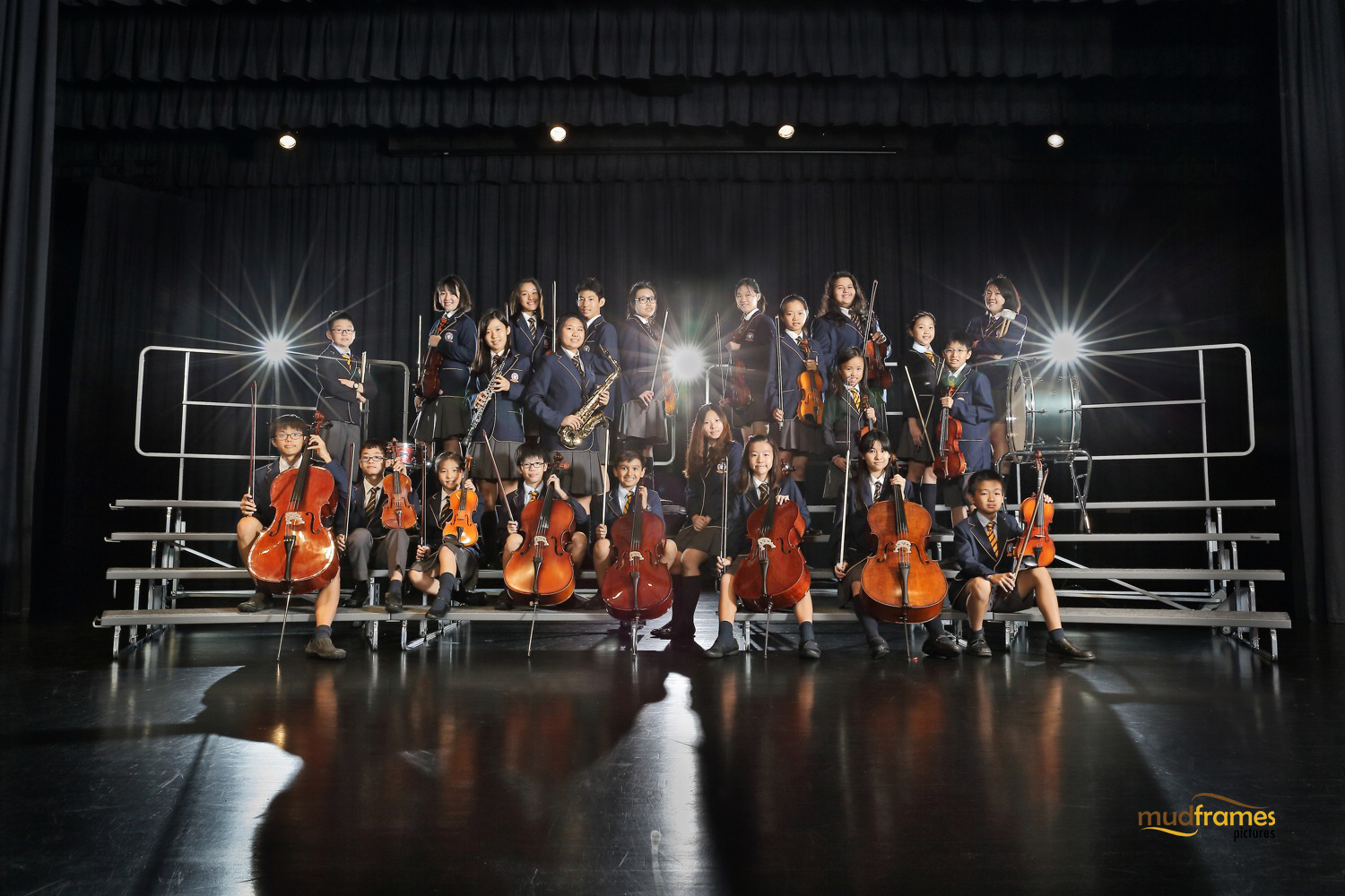 The British International School Senior Orchestra