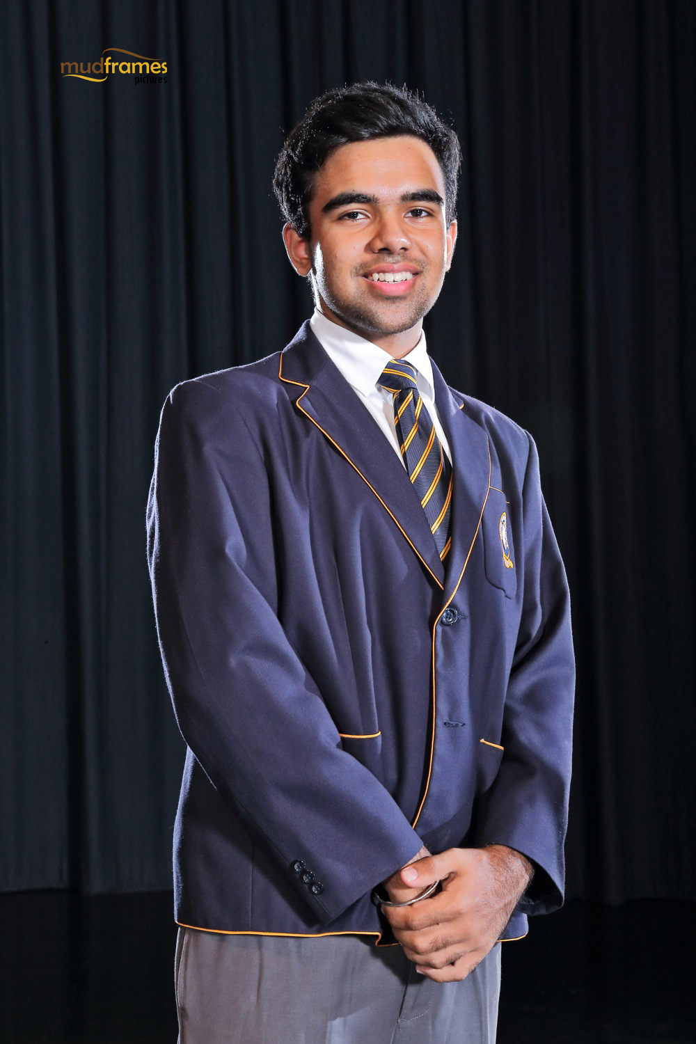 The British International School Senior Student Profile Shot
