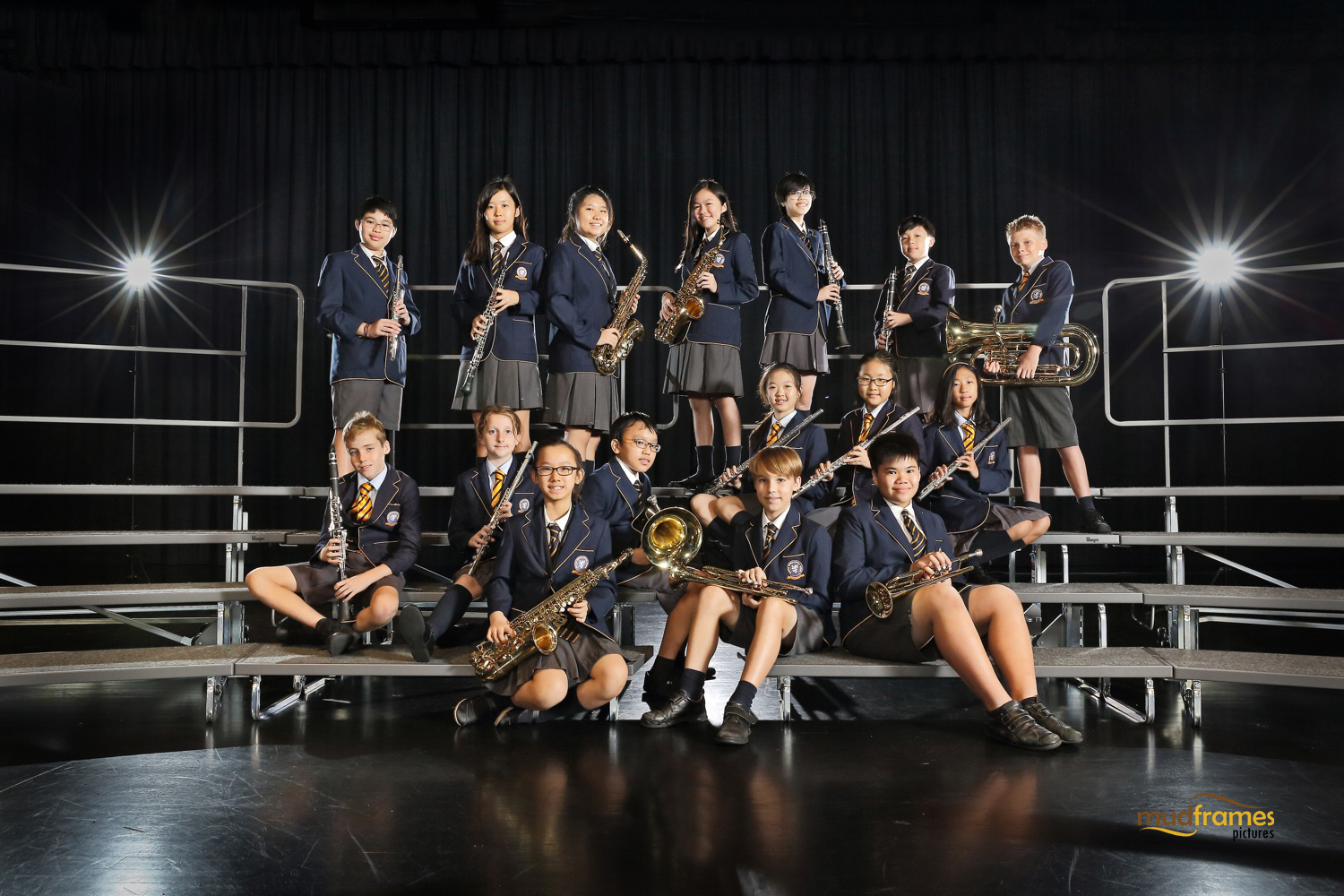 The British International School Senior Wind Band