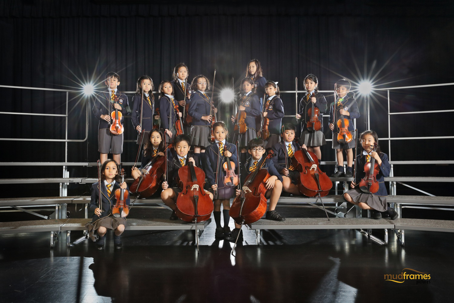 The British International School Training Orchestra