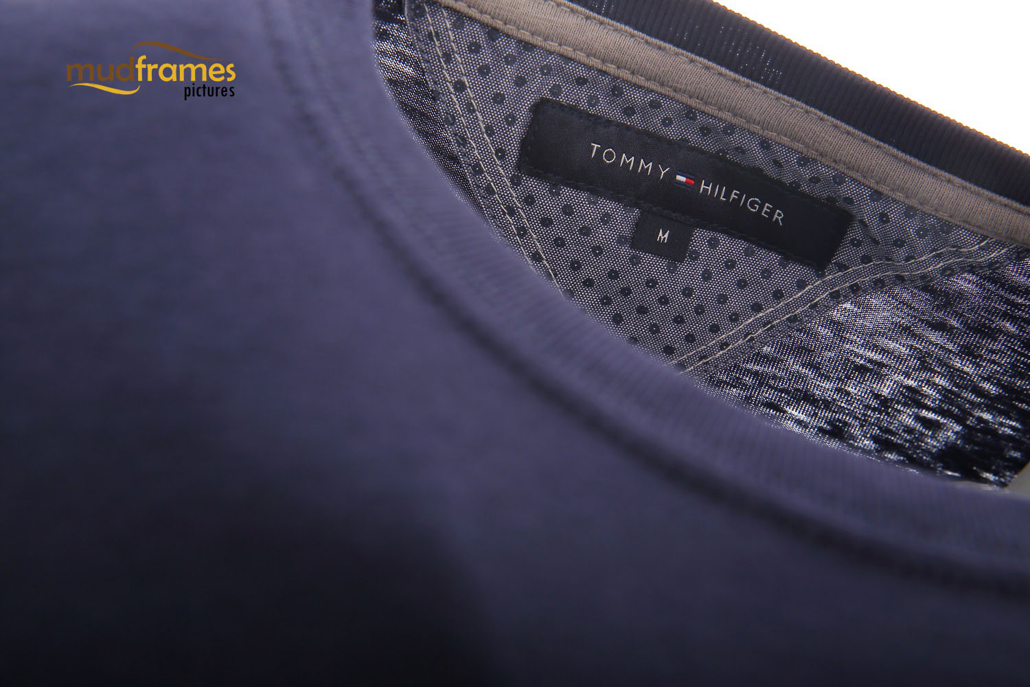 Tommy Hilfiger shirt on white background