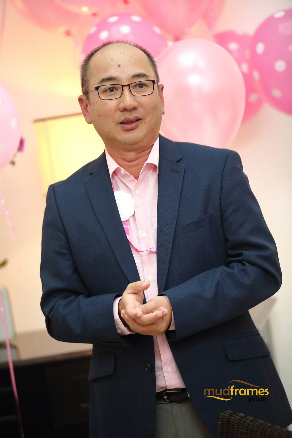 Chris Tan at MSD's Merck Women's Network event