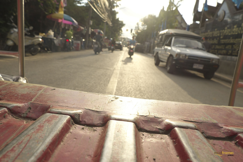 Chiang Mai city, Thailand