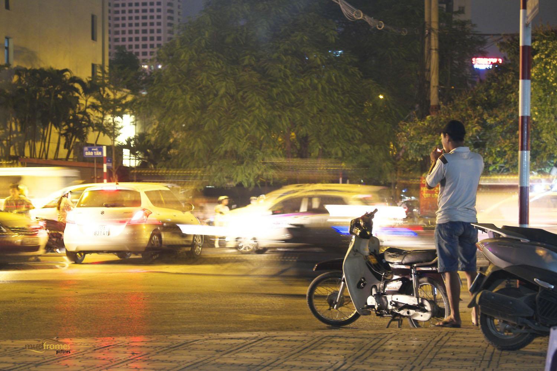 Hanoi city, Vietnam