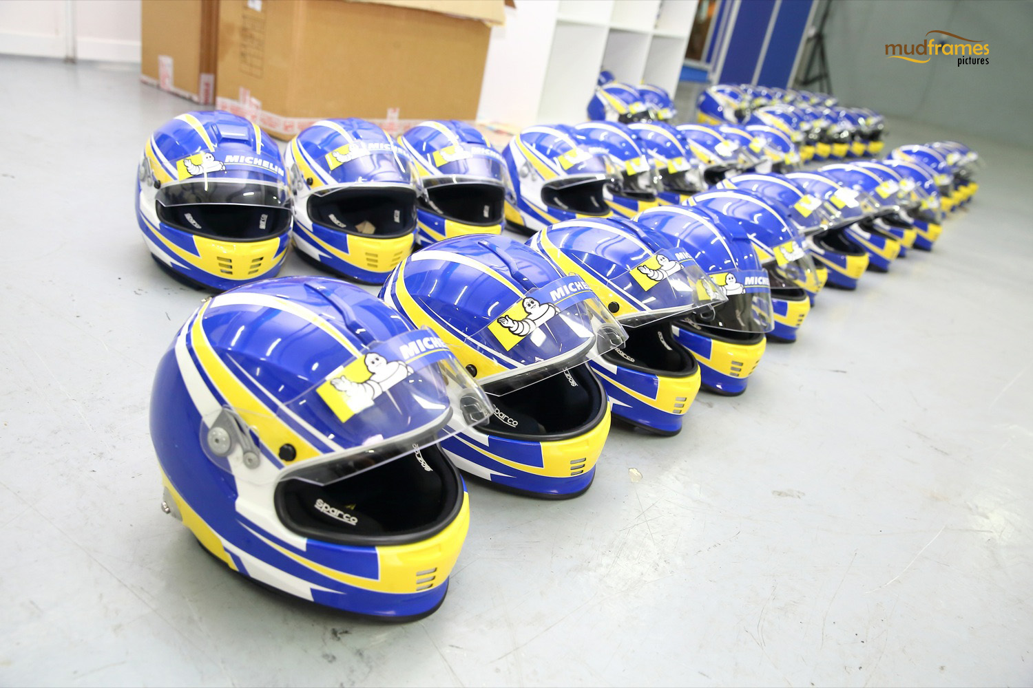 Michelin Pilot Sport Experience in Sepang International Circuit, Malaysia