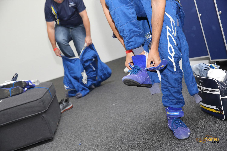 Michelin Pilot Sport Experience in Sepang International Circuit, Malaysia