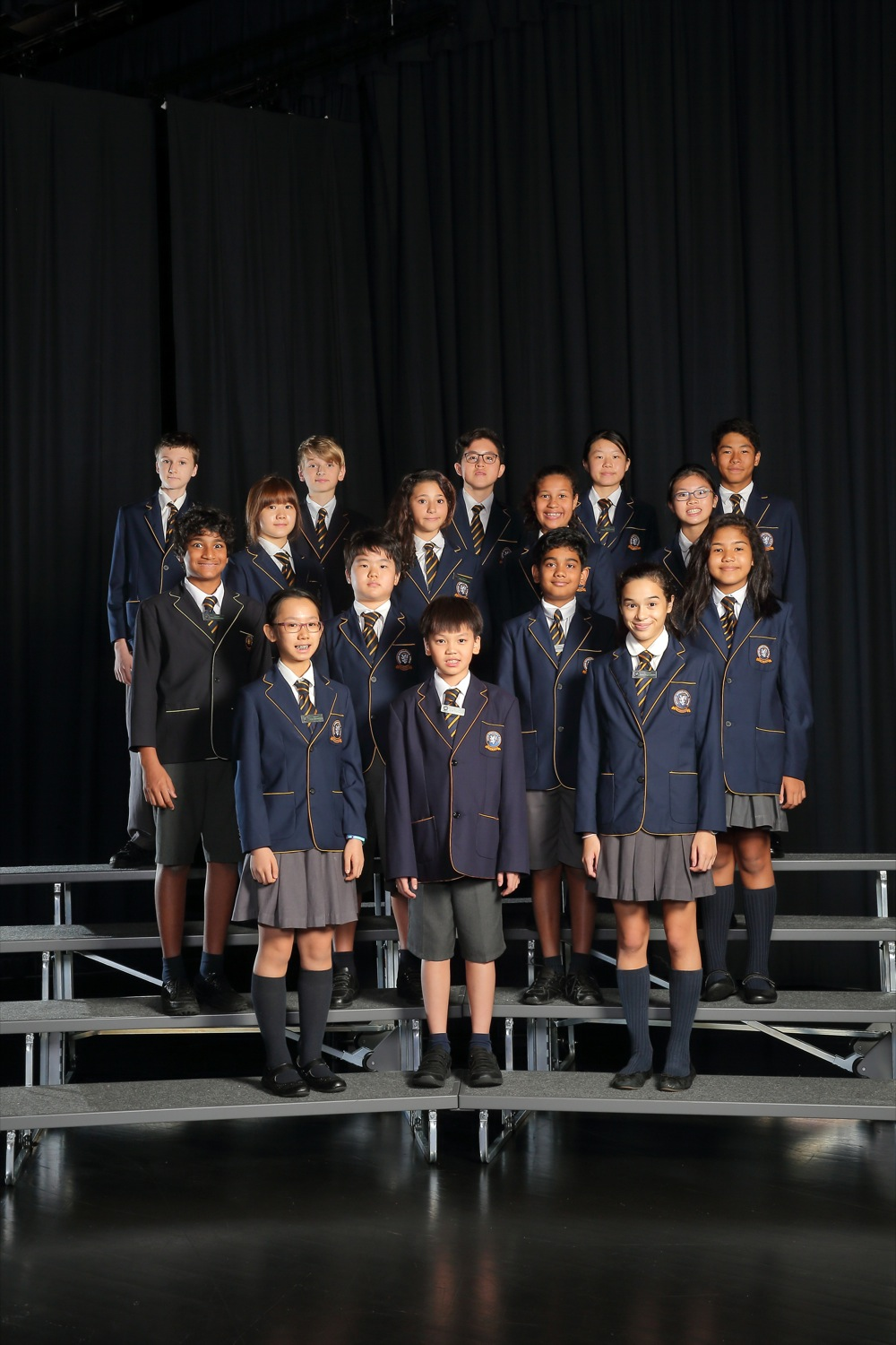 BSKL Student Council and Sports House Photo Shoot