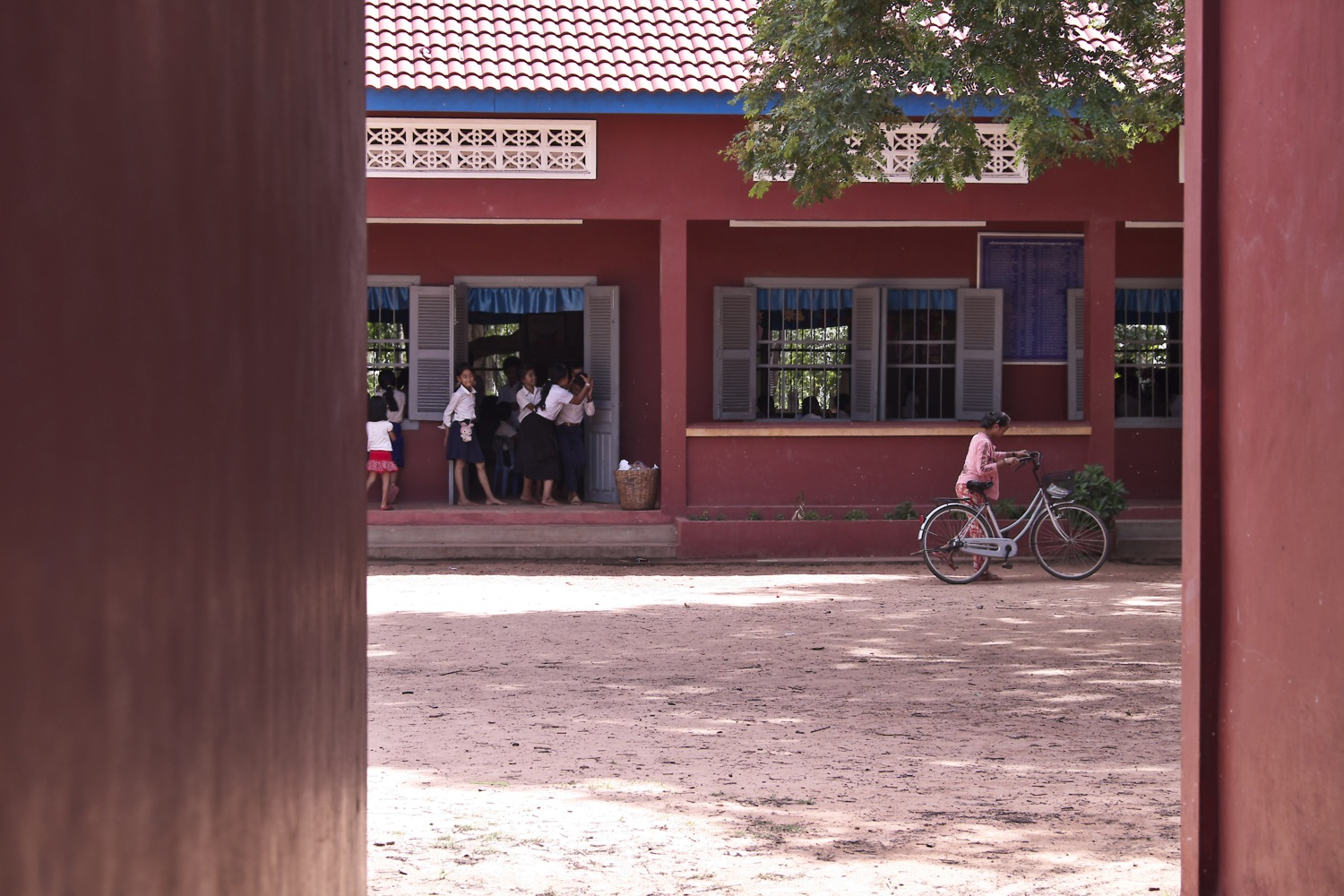 Hun Sen Rolous Primary School