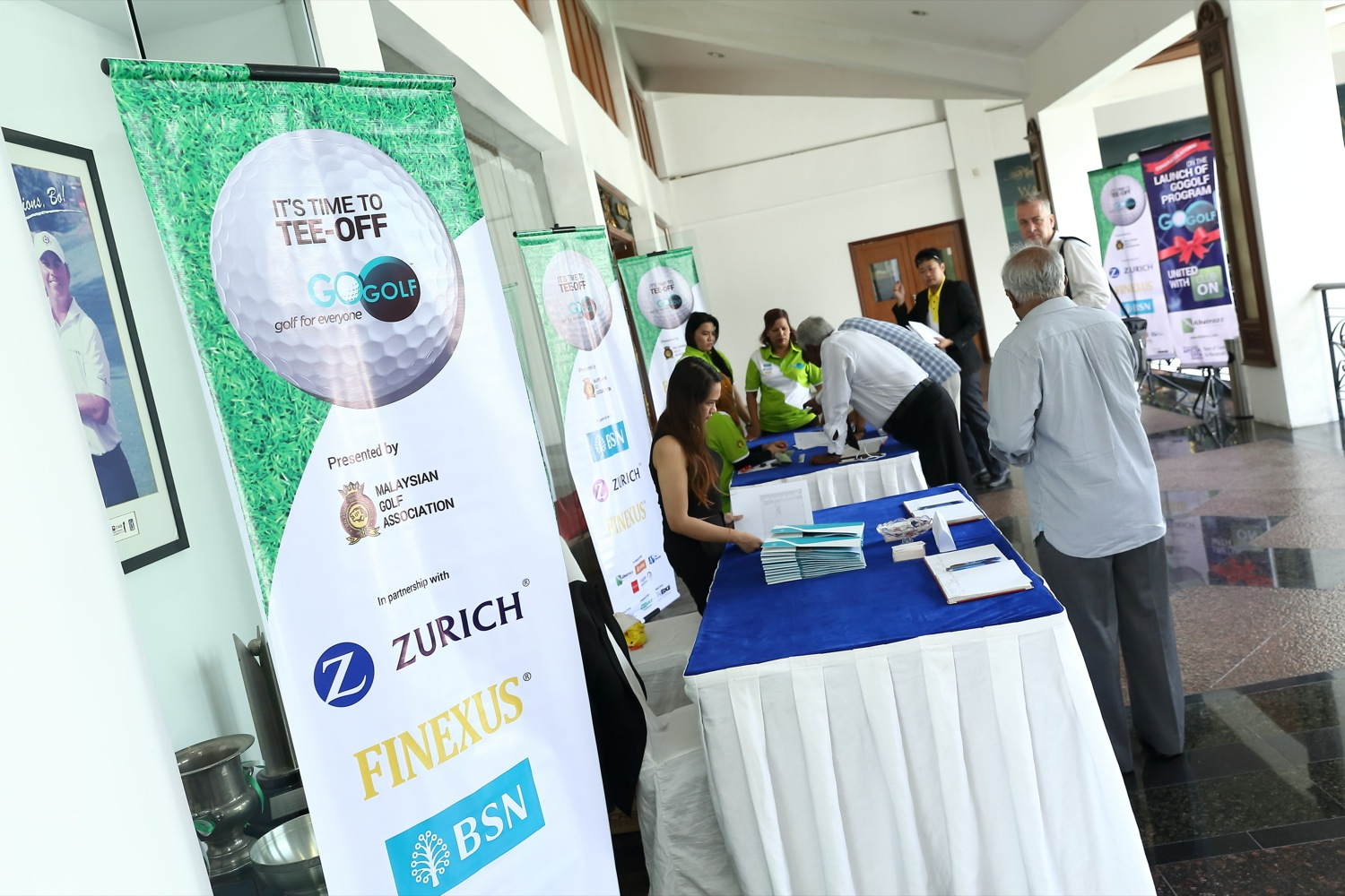 GoGolf Official Launch at the Mines Resort & Golf Club