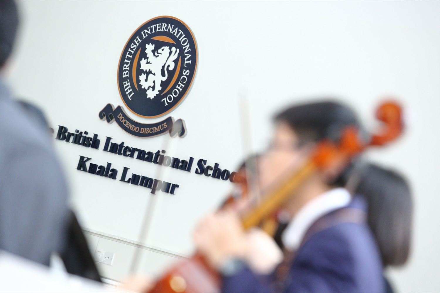 The British International School, KL Malaysia welcomes The Princess Royal's visit
