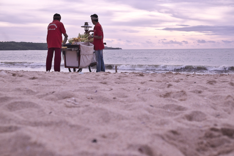 Kedonganan beach, Bali