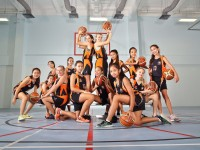 Basketball group photography of BSKL