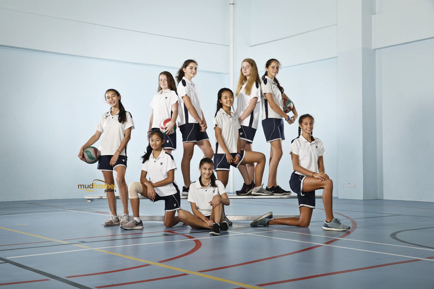 BSKL Volleyball Group Shot
