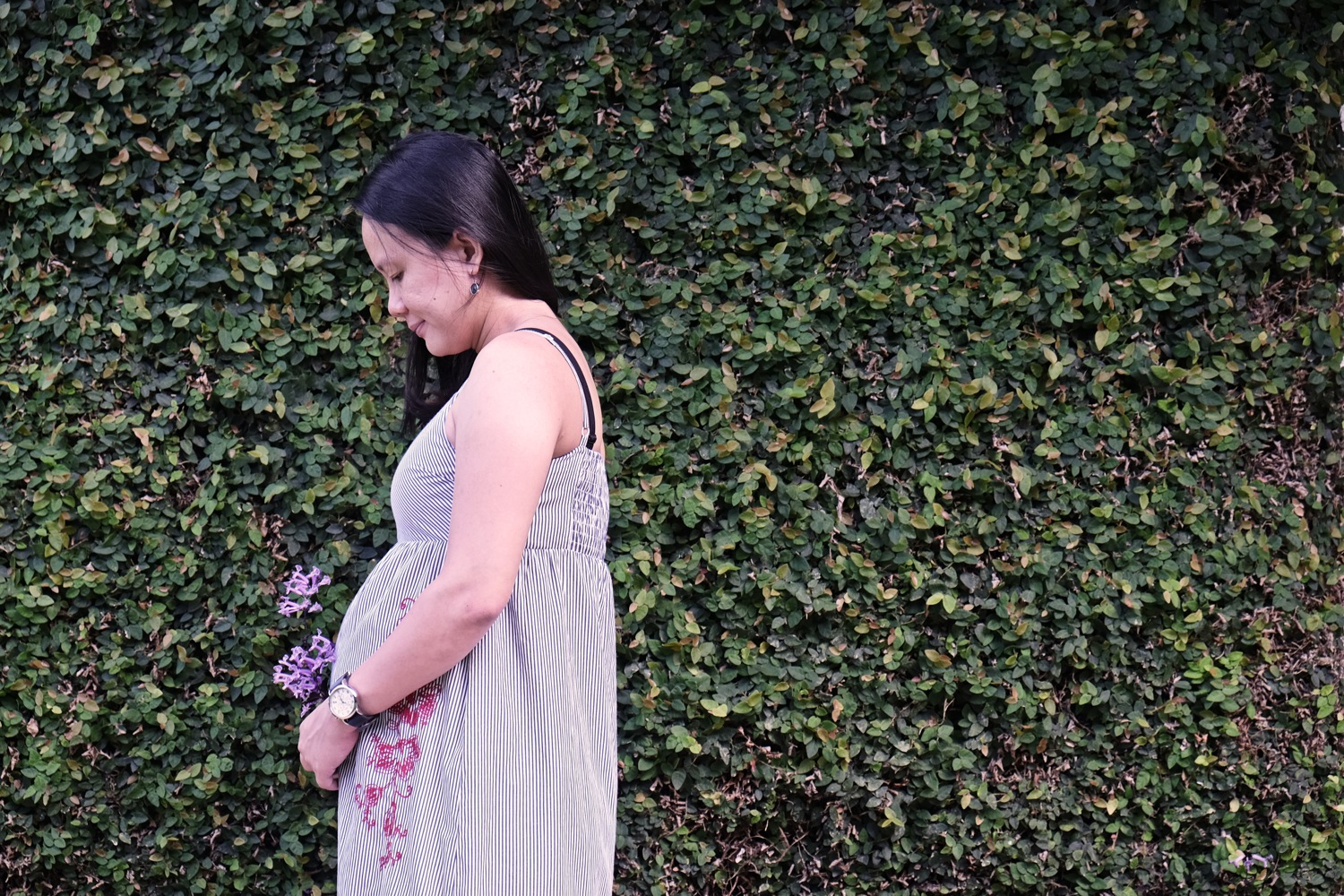 The Lakehouse Cameron Highlands maternity photography