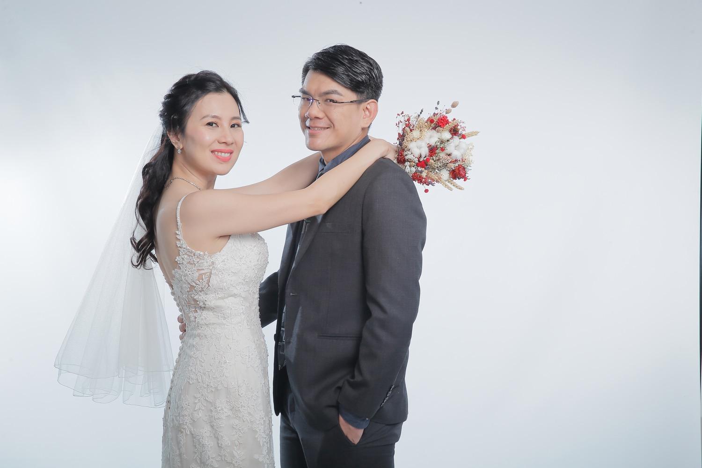 Kelvin and Pauline Pre-Wedding Photo Shoot